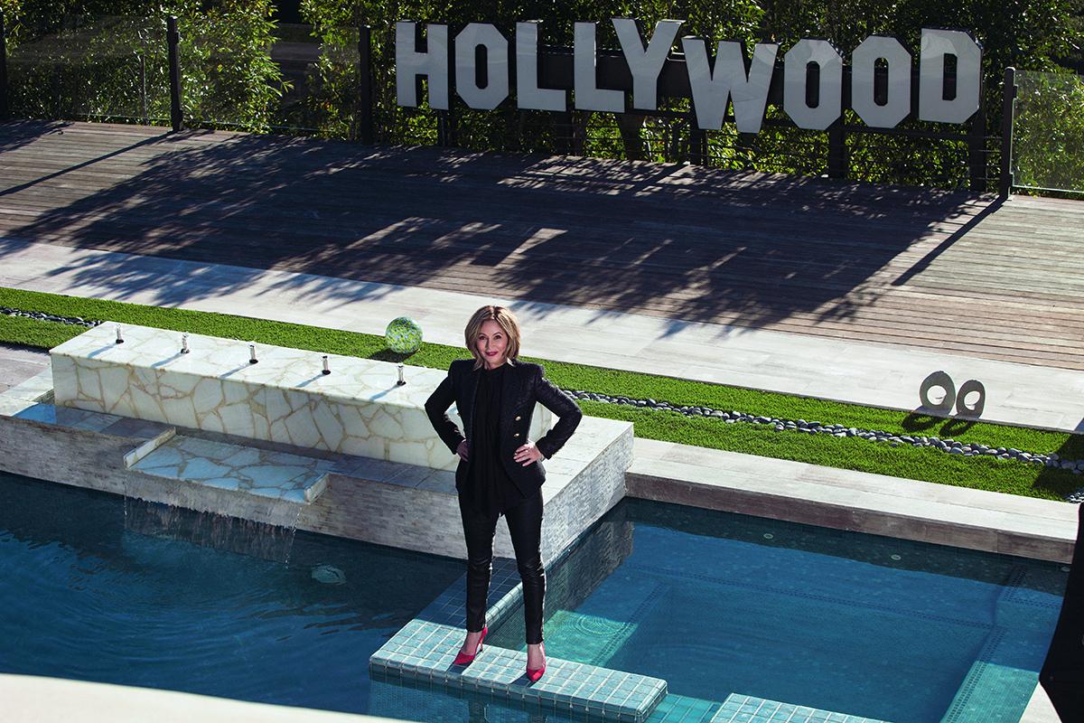 Anastasia Soare, Beverly Hills, LA