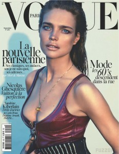 Vogue Paris, septembrie 2014