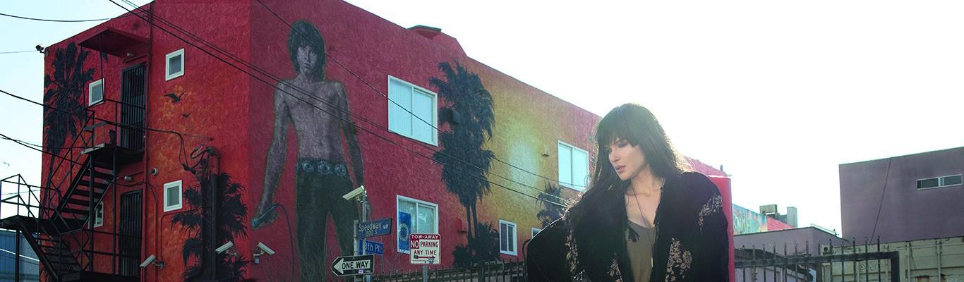 Monica Bârlădeanu. L.A. Woman