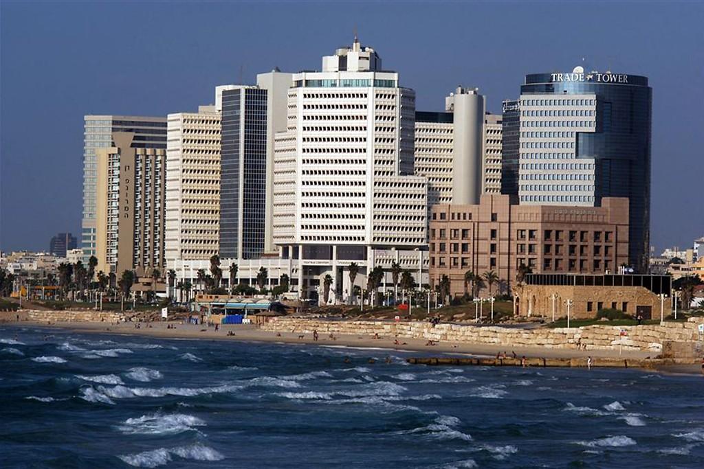 Plaja-Tel-Aviv