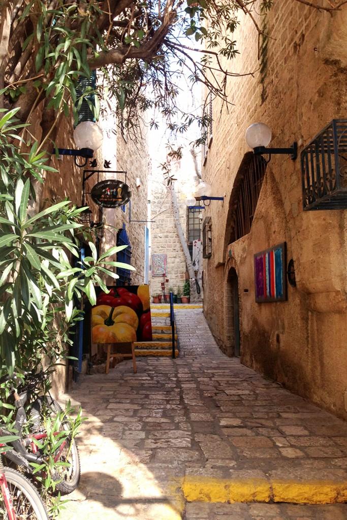 Strazi-din-Tel-Aviv