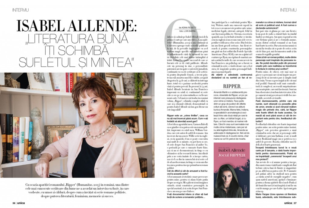 INTERVIU-ALLENDE
