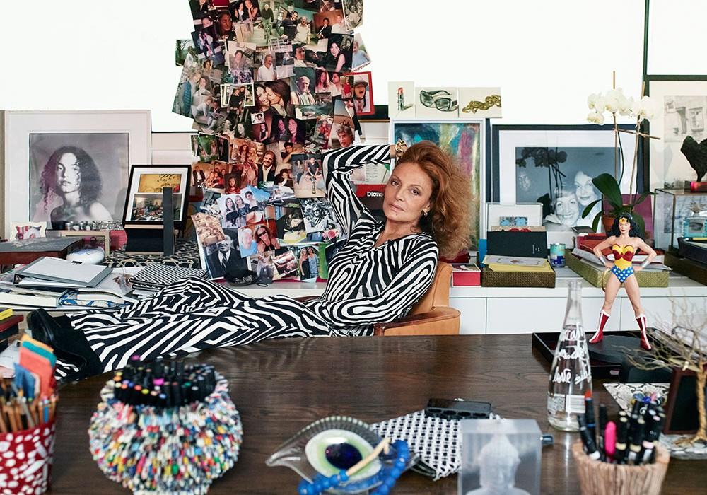 Interviu cu Diane von Fürstenberg