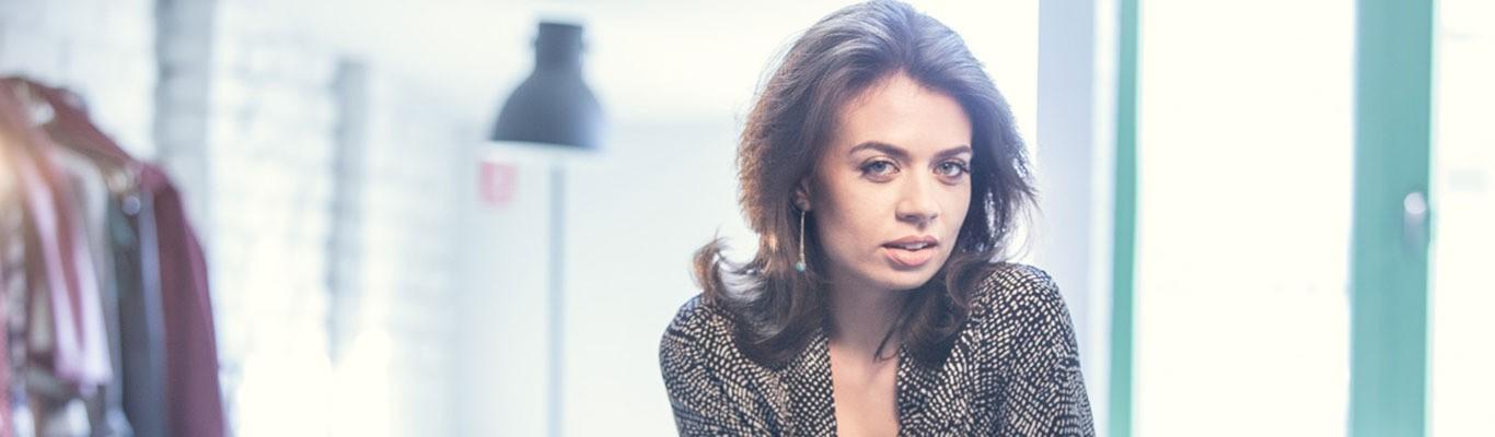 "Oana Stoianovici: ""Bărbatul e un paradox interesant"""