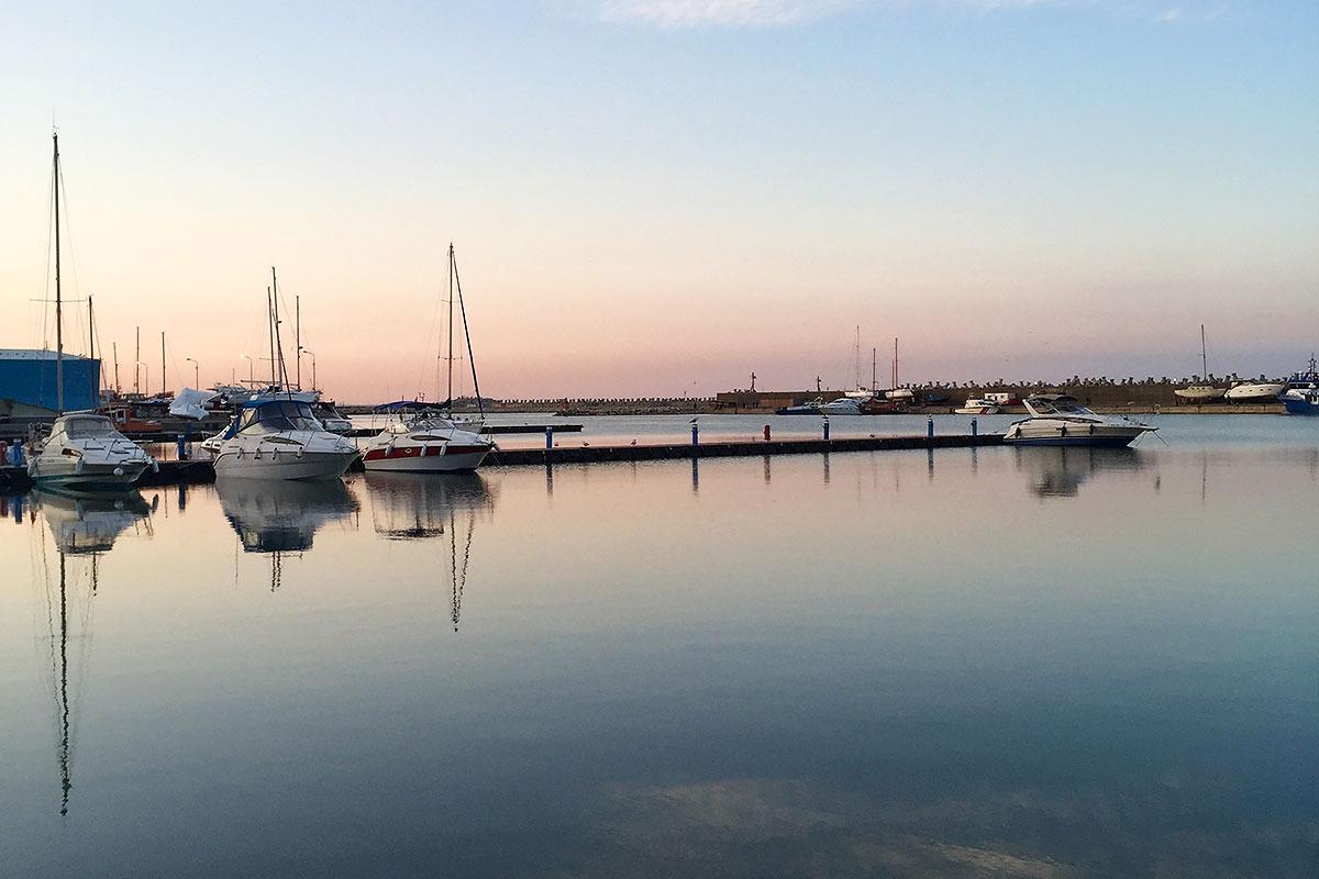 Seara-in-portul-Constanta
